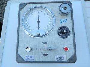 DRAGER strumento di precisione per collaudo bombole aria ossigeno