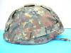 Camouflage for Helmet German army