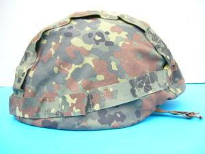 Telo mimetico per elmetto esercito Tedesco