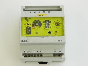 Relè differenziale IME Delta D4-S 4 moduli , 0,03-30A