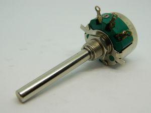 Wirewound potentiometer 15ohm 2W LESA