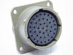 Connettore VEAM MS3110P-20-41SX, 41pin  femmina da pannello