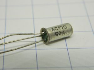 AC170 Germanium Transistor PNP (nos)