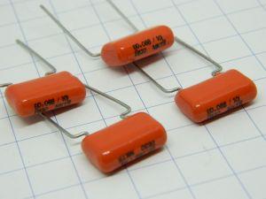 0,068uF 630Vcc condensatore PHILIPS MKT HQ High Quality (n.4 pezzi)