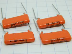0,47uF 630Vcc condensatore PHILIPS MKT HQ High Quality  (n.4 pezzi)