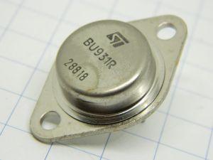 BU931R transistor NPN Si 450V 15A 150W TO3