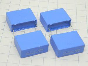0,047uF 1000V condensatore PILKOR 378 MKP polypropylene (n.4 pezzi)