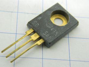 BD586vtransistor MOTOROLA gold PNP Si  AF amplifier
