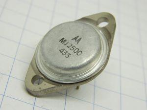 MJ2500  PNP Si power transistor