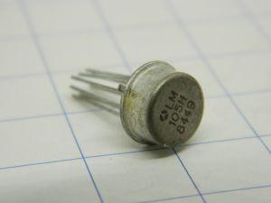 LM105H Thomson voltage regulator