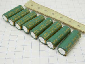 2200MF 25Vdc capacitor Capxon P1202 VENT GF105° low esr (n.8pcs.)