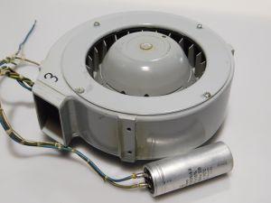 Ventilatore centrifugo per apparati professionali W.GEBHARDT 220Vac 50Hz 2800rpm