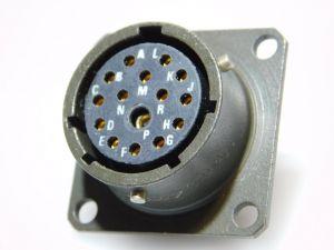 BENDIX PT02E-14-15S connector receptable female 15pin , connettore femmina pannello