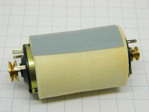 Motore BUHLER corrente continua alta stabilità per registratori UHER serie 4000