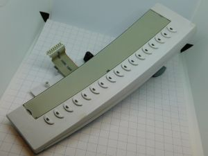 AAstra Ericsson DBY 419.01/01001 pannello chiave bianco