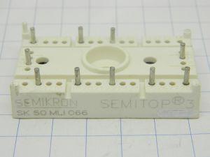 SK50MLI066 Semikron IGBT module 600V 50A