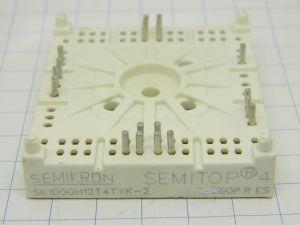 SK100GH12T4TYK-2 Semikron IGBT module