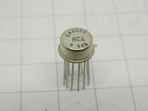 CA3020 RCA I.C.