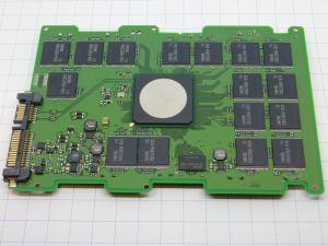 K9QCGZ8U5A-RCK0 Samsung flash memory, n. 32 pezzi montati su scheda