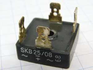 SKB25/08 Rectifier bridge raddrizzatore 800V 25A