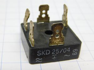 SKD25/04 Semikron ponte raddrizzatore trifase 400V 25A