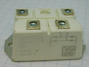 SKB52/16 Semikron rectifier bridge 1600V 50A