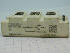 SKM100GAR123D Semikron IGBT module