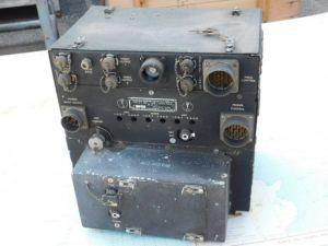 RT-11A/APN-12 IFF transponder VHF band