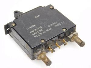 KLIXON 4MC31-1-90 interruttore automatico corrente continua 90A 60Vcc