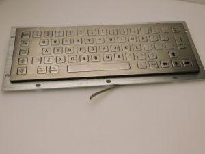 Internet kiosk metal keyboard ZT599A A18 A18