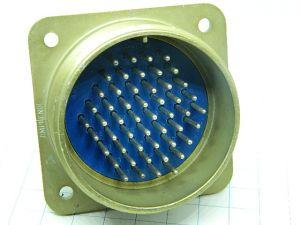 Connettore AMPHENOL 97-3102A-36-403P  52pin  maschio da pannello
