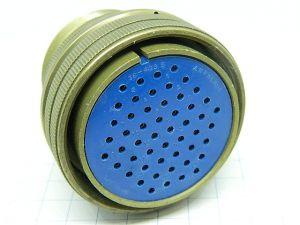 Connector AMPHENOL 97-3102A-36-403S  52pin  plug female