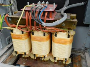 Insulation transformer 3phase  220-380/380Vac 50Hz 20KVA