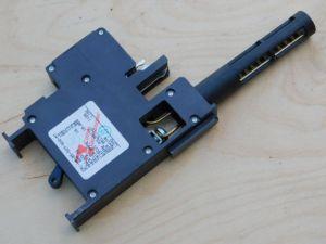 CARLING CA1-X0-05-527-6D2-MT  interruttore automatico corrente continua  15A