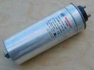 140MF 750Vdc 410Vac capacitor Polypropylene DUCATI PPM h 4.16.84.7550