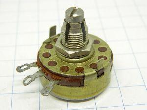Potenziometro 2Kohm 2W Allen Bradley Type J  lineare semifisso