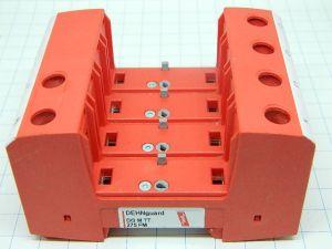 DEHNguard DG M TT 275FM  zoccolo 4 posti per moduli protezione scaricatori pannello solare, 4 pos