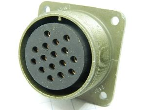 Connector AN3102R24-5S (c)  16pin socket female