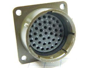 Connector SOURIAU 851-00R-20-41P B  41pin  socket male