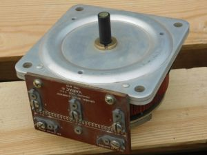 Variac General Radio Type M10  120Vac  10A  350/400Hz