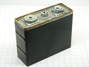 Battery rechargeable 1,2V  28Ah  Ni-MH  moto Vectrix