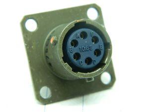 Connector 951 02E-10-6S 50  DEUTSCH  6pin  socket female