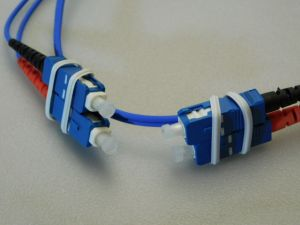 Patchcord fibra ottica SC/PC-SC/PC/DX/SM/9/2.0   0,7mt.