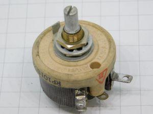 Rheostat 25ohm 1A 25W Ohmite RP101SD250KK