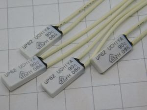 Thermal protector UCHIYA UP62 90° (n.4pcs.))