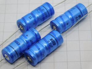 6,8MF 450Vdc axial capacitor BC Vishay (n.4 pcs.)