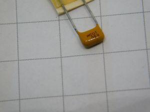 1uF 50V condensatore ceramico multistrato MLCC  (n.50 pezzi)