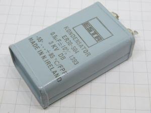 0,5uF 3KV condensatore carta olio ESTA ER30-504