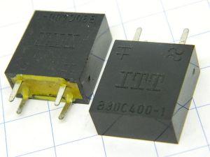 B30C400-1  Selenium rectifier bridge ITT  30V 400mA  rare vintage (n.2pcs.)