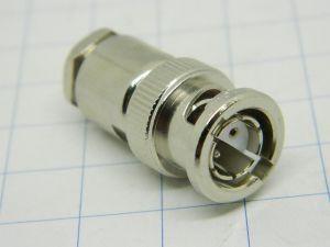 Connettore BNC twinax BR2  2pin polarizzato maschio , Amphenol 554-93/2815